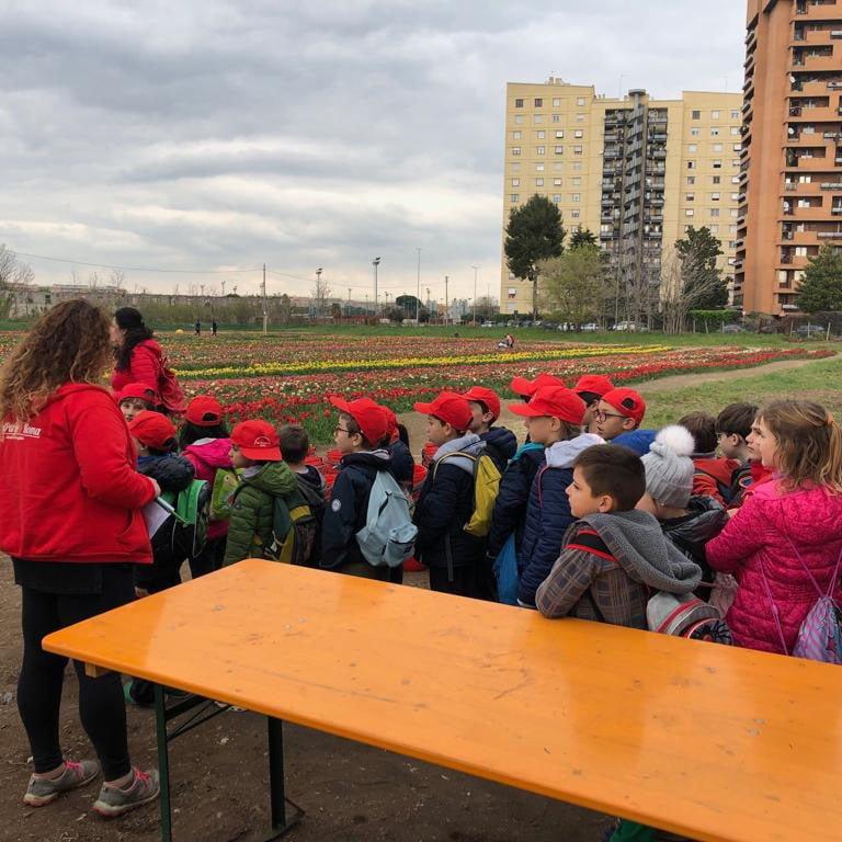 TuliPark per la scuola e la natura