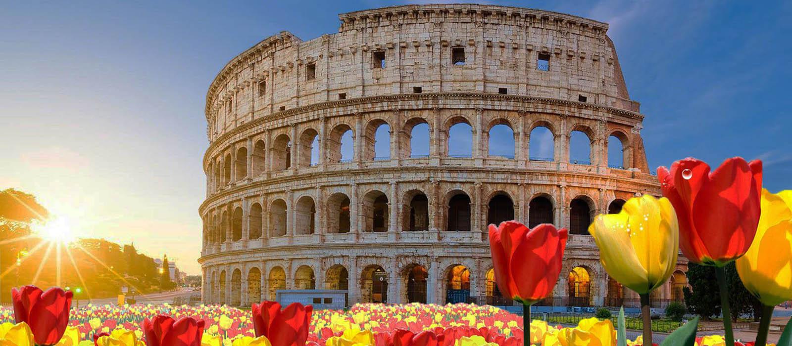 Permalink to: L'Italia si colora
