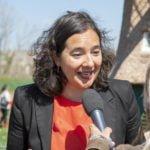 Ambasciatrice d'Olanda ad inaugurare la manifestazione
