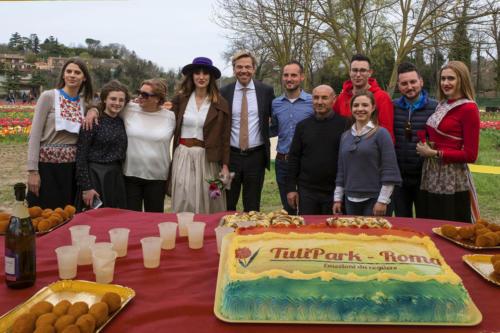 Inaugurazione tulipark